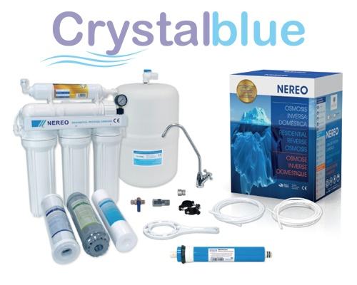 Професионални системи за обратна осмоза Нерео